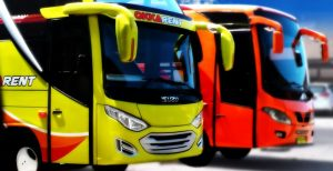 Harga Sewa Bus Pariwisata di Surabaya 2018